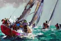 Watercolor Seascape / by Don Roberts