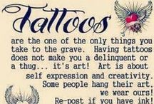 Skin As Canvas / Tattoo & Skin Art / by Coveted Temptations