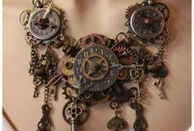 Steampunkish Junk / All Things Steampunkish / by Coveted Temptations