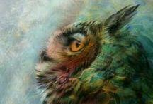 (ಠ۾ಠ) Owls (ಠ۾ಠ) / ♥ owl have special spiritual meaning for me ♥ / by Coveted Temptations