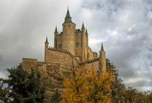 Castles ~ Châteaux ~ Cathedrals / Only in my wildest dreams.... / by Coveted Temptations