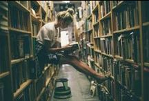 Bibliophilia or Bibliophilism / Bibliophilia is the love of books, a bibliophile is an individual who loves books. I am this...I love many a Bibliothèque & adore the smell of old books... / by Coveted Temptations