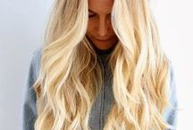 Blonde Hair / by Dirty Looks