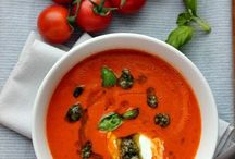 Soup ~ Stew / Yummy recipes for soups and stews / by Coni Lytle