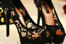 Shoe Closet / by Lisa Clemmons