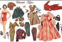 Paper Dolls / by Christine Forbes