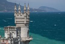 Castles / by Orlanda Santos