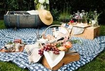 LET'S GO ON A PICNIC / A tisket a tasket a red and yellow basket. / by Austen Romance