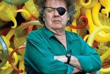 ⌘DALE CHIHULY⌘ / by Nathalie Cazenave