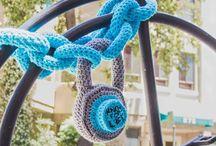 ~ CROCHET for bike friends ~ / by Amina O with ♥ @ postmodern Amina O blog