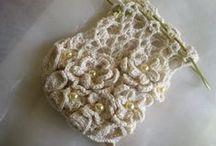 ~ CROCHET bridals & boho wedding ideas ~ / by Amina O with ♥ @ postmodern Amina O blog