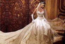 Wedding dresses / by Jessica N Florez