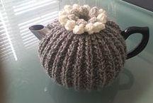 ~ CROCHET coffee 2 ~ / by Amina O with ♥ @ postmodern Amina O blog