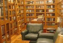 Library / by Shirley Mason
