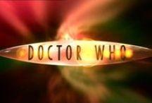 Doctor Who / by Zach Baker