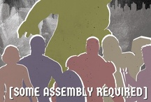 Some assembly required  / by Jazzmin Sharara