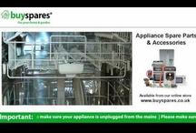 Dishwasher DIY Repair Videos / Save money by repairing your dishwasher with our 'how to videos' from Buyspares.co.uk. / by BuySpares