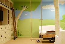 kids's rooms / by Laila Sabet