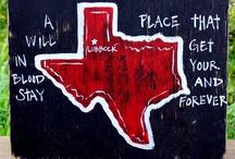 God Bless Texas / by Laila Sabet