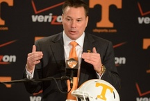 The Butch Jones Era / by Tennessee Athletics