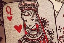 cartes / by ysker mafia