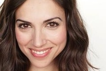 Eden Riegel / Eden Rigel plays Bianca Montgomery on the soap opera All My Children / by TOLN Soaps