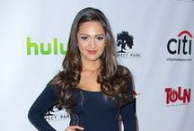 "Paula Garces / Paula Garces plays Lea Marquez on ""All My Children"". Watch her every Monday at TOLN.com! / by TOLN Soaps"