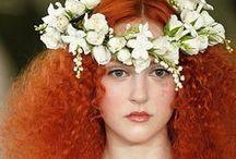Flowers in Her Hair....... / by Sandy Woods