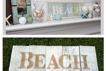 Coastal Inspired / Coastal Inspired Decor / by 💜Nancy💜