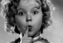 Shirley Temple*America's Sweetheart* / The wonderful little girl who made the world smile. A beautiful lady! / by Nancy