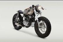 Honda CB 250 ideas / cheap & chic / by Rober P