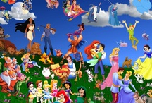 Devoted to Disney / by Lisa C.
