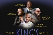 Male Gospel Singers / Men who lift their voices to proclaim the name of Jesus / by Wayland Strong