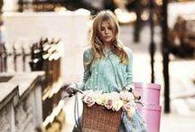 Paris in the Summer / Love, flowers and a little je ne sais quoi xoxo / by Lamb Chop Digital