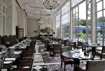 LA VERANDA / by Trianon Palace Versailles, A Waldorf Astoria Hotel