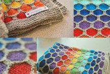 knitting and crotching / by katinka van den hout