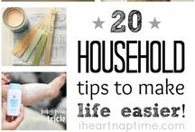 tips and tricks / by shamrocknanna