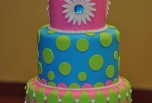 """Cakes Cakes and More Cakes / """"Let them eat cake.""""  Marie Antoinette   / by Stephanie Rawlinson"""