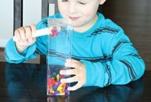 Science Learning Fun With Kids / fun science activities for kids, teaching kids about science, science experiments for kids / by Melissa Taylor @ImaginationSoup