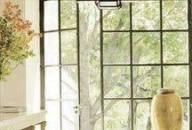 Windows / by Mary Hayward Spotswood