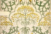 Fabrics / by Mary Hayward Spotswood
