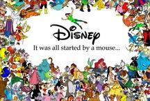 Disney is my one true love / by Elizabeth Cook
