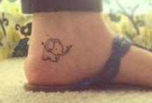 Tattoo Ideas / by Kirstin Hinton
