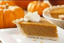 Fall/Thanksgiving Food / by Kirstin Hinton