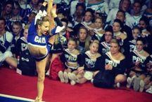 Cheerleaders & cheer / Anything cheer / by Izabel Solis