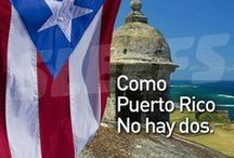 Puerto Rico Isla Bella / Puerto Rican food & our people / by Melba Lopez-Beal