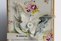 Butterfly card ideas & gifts  / butterfly cards & gifts using #stampinup / by Lisa Barton,