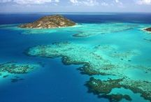 great barrier reef / by Silvia Boon