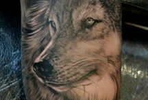 realistic nature tattoos / by Tilly Garcia
