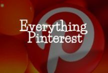 Everything Pinterest / Check out this board for any Pinterest-related updates or information. / by ShareRoot